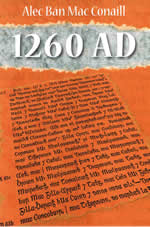 1260AD Anno Domini Old Irish Writing