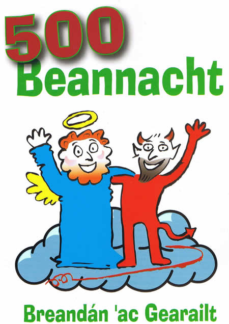 500+ Beannacht Breandán 'ac Gearailt 500 Blessings Irish Blessings